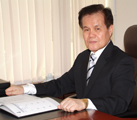 Chairman Charlie Chiang